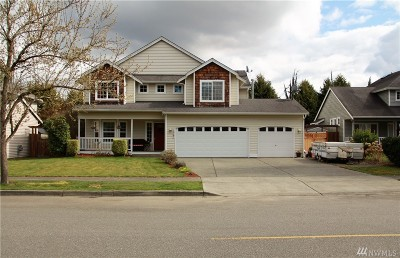 Monroe Single Family Home For Sale: 15467 174th Ave SE