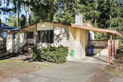 Bothell Single Family Home For Sale: 18440 92nd Ave NE