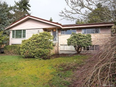 Seattle Single Family Home For Sale: 106 N 101st St