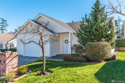 Oak Harbor Single Family Home For Sale: 153 NW 13th Ct