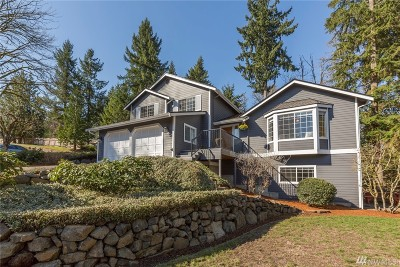 Kent WA Single Family Home For Sale: $519,950