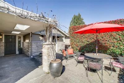 Seattle Single Family Home For Sale: 3439 Magnolia Blvd W