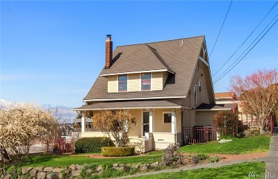 Seattle Single Family Home For Sale: 202 NW 48th St