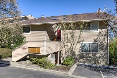 Seattle Condo/Townhouse Sold: 2626 4th Ave N #202