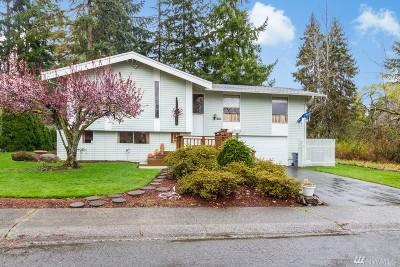 Bellevue Single Family Home For Sale: 56 151st Place SE