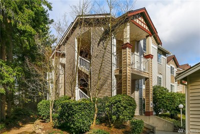 Issaquah Condo/Townhouse For Sale: 25235 SE Klahanie Blvd #N-301