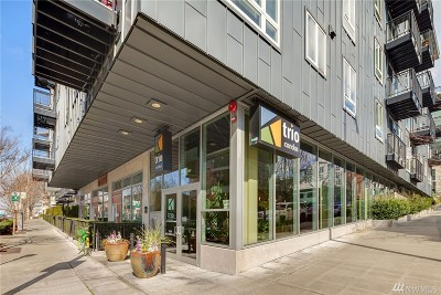 Seattle Condo/Townhouse Sold: 3104 Western Ave #315