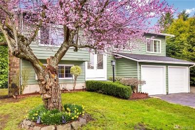 Kirkland Single Family Home For Sale: 13203 129th Place NE