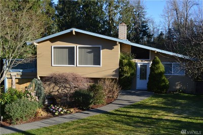 King County Single Family Home For Sale: 13824 SE 192nd St