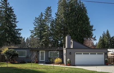 Bellevue Single Family Home For Sale: 1301 145th Ave SE