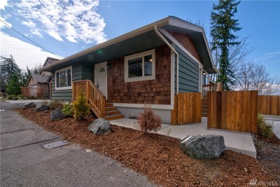 Bellingham Single Family Home For Sale: 2129 Zephyr Place