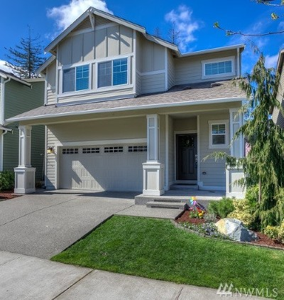 Lacey Single Family Home For Sale: 8828 Jayden Lane NE