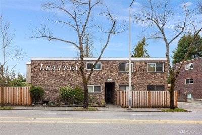 Seattle Condo/Townhouse For Sale: 8701 35th Ave NE #9