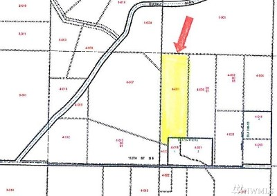 Residential Lots & Land For Sale: 33 112th St SE