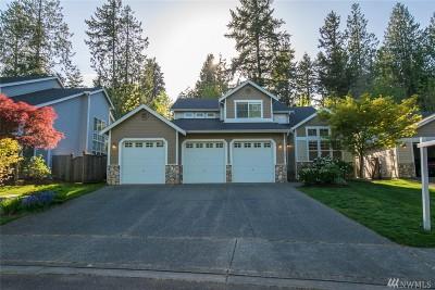 Bonney Lake Single Family Home For Sale: 8201 192nd Av Pl E