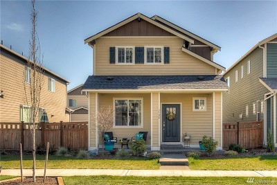 Lacey Single Family Home For Sale: 3324 Aurora St NE