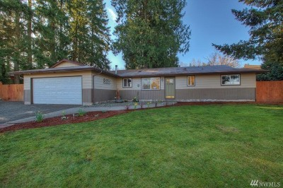 Kent WA Single Family Home For Sale: $399,900