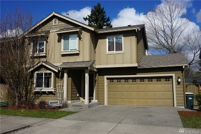 Lacey Single Family Home For Sale: 5424 66th Wy SE