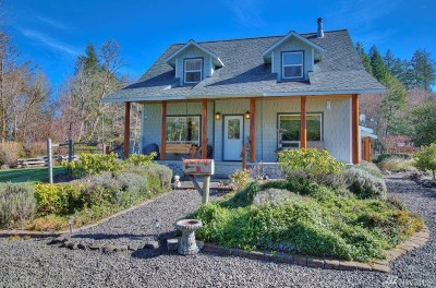 Shelton Single Family Home For Sale: 81 E Old Meadow Rd