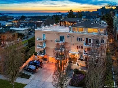 Seattle WA Condo/Townhouse For Sale: $2,599,000