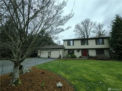 Kent WA Single Family Home For Sale: $525,000
