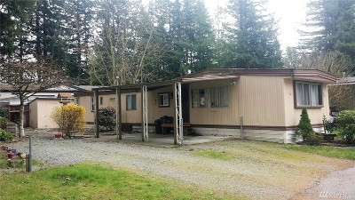 Skagit County Mobile Home For Sale: 24443 Wicker Rd #32