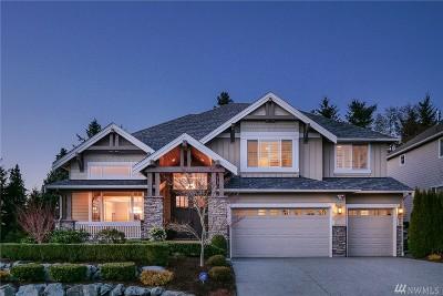 Bellevue Single Family Home For Sale: 16720 SE 61st Lane