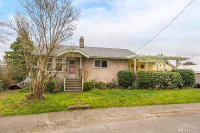 Seattle Single Family Home For Sale: 11530 84th Ave S