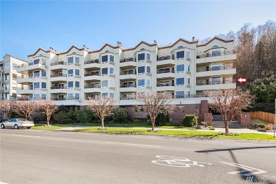 Seattle Condo/Townhouse For Sale: 1564 Alki Ave SW #206