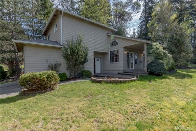 King County Single Family Home For Sale: 33824 7th Wy SW
