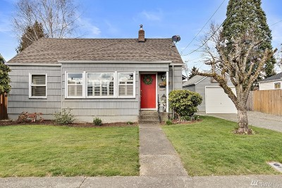 Puyallup Single Family Home For Sale: 1127 7th Ave NW