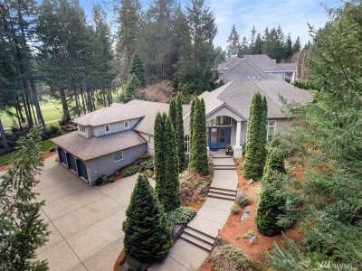 Gig Harbor Single Family Home For Sale: 4718 Old Stump Dr NW