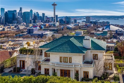 Seattle Single Family Home For Sale