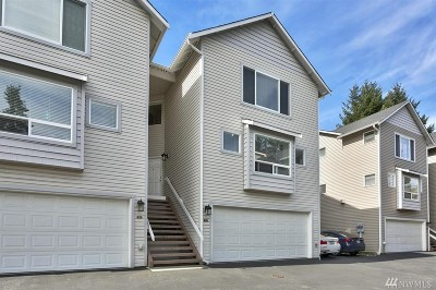 Bothell Condo/Townhouse For Sale: 16230 3rd Ave SE #B1