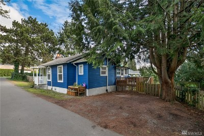 Seattle Single Family Home For Sale: 2825 NE 110th St