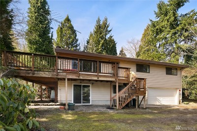 Woodinville Single Family Home For Sale: 13611 NE 145th St