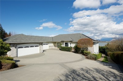 Anacortes Single Family Home For Sale: 4203 Mitchell Dr
