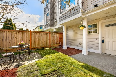 Seattle Single Family Home For Sale: 1204 N 85th St