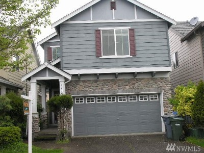 Fife Single Family Home For Sale: 4012 62nd Av Ct E