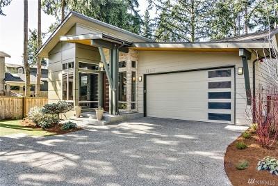Kirkland Single Family Home For Sale: 12311 NE 81st Place