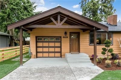 Edmonds Single Family Home For Sale: 8629 223rd St SW