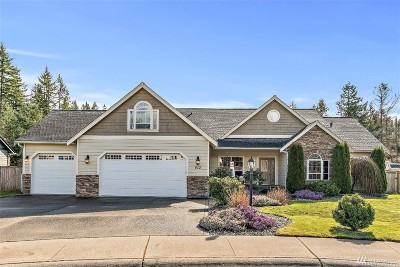 Rainier Single Family Home For Sale: 412 Raintree Ct SE