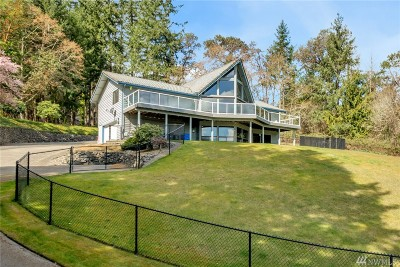 Gig Harbor Single Family Home For Sale: 7605 139th St Ct NW