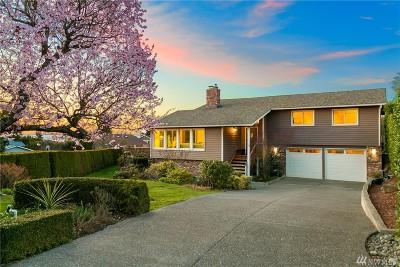 Kirkland Single Family Home For Sale: 6213 105th Ave NE