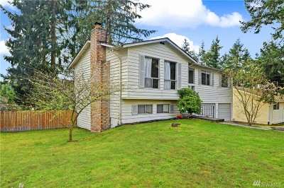 Renton Single Family Home For Sale: 13801 SE 173rd Place