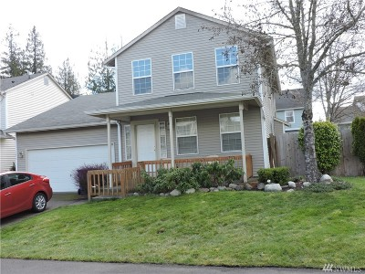 Spanaway Single Family Home For Sale: 1214 185th St E