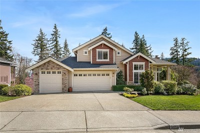 Bellevue Single Family Home For Sale: 5608 159th Place SE