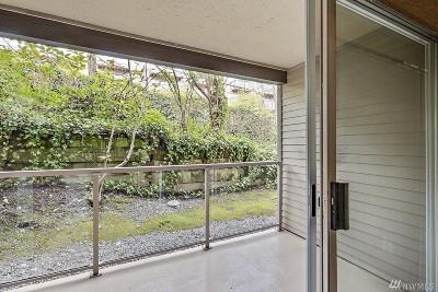 Mercer Island Condo/Townhouse Sold: 2760 76th Ave SE #509