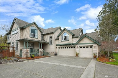 North Bend Single Family Home For Sale: 825 Snoqualm Pl