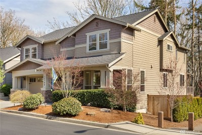 Kirkland Single Family Home For Sale: 12708 90th Place NE